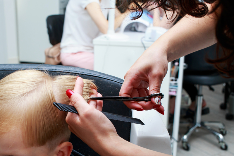 Making Your Child's First Haircut a Success