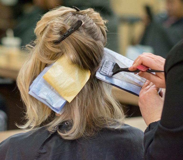 Graduation Haircut & Styling
